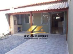 23.1 Casa em Unamar com 2 quartos próximo à rodovia - Cabo Frio - RJ