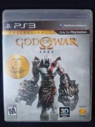 GOD OF WAR SAGA 1.2.3 JOGO PS3
