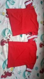 Camiseta uniforme Colégio Diocesano tam 6