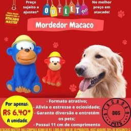 Mordedor Macaco para cachorro