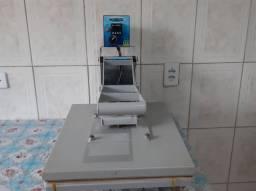Prensa plana térmica maquinatec Valor 1200