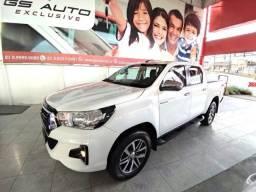 Título do anúncio: Toyota Hillux SRV  2.8 4x4 2019