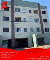 Apartamento Residencial Apucarana, 3 Quartos, Garagem
