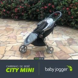 Carrinho de bebê - City Mini da marca Baby Jogger