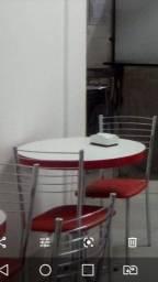 Mesas E Cadeiras Para Lanchonete/pastelaria