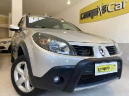 Renault Sandero Stepway 1.6 Completo Muito Novo Pouco Rodado e IPVA 2021 Pago