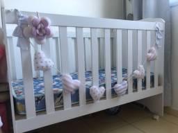 Berço mini cama Mel