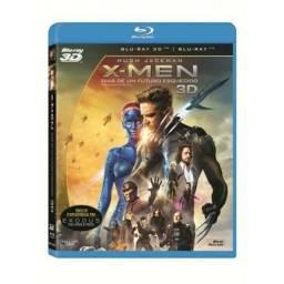 Blu-ray 3D + Blu-ray X-Men Dias de um Futuro esquecido