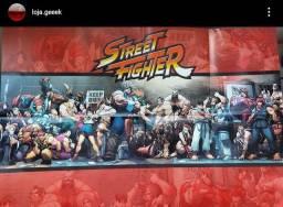 Pôster Street fighter 55x84