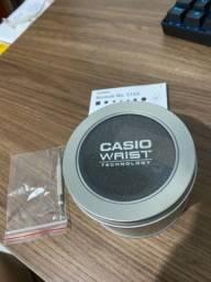 Relógio Casio Quartz Black Novo Lacrado