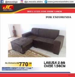 SOFÁ LUIZA 2.00 METROS POR ENCOMENDA