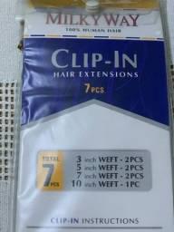 Extensor de Cabelo Tic Tac - 15 peças