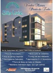 Apartamento 2D suíte + 2 Box Cobertos + mobiliado alto padrão 136,26m²