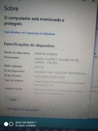 Notebook CCE i7 8gb ram