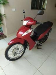 Moto Biz125E Ano 12/13