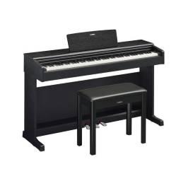 Piano Digital Yamaha Ydp 144b Black Arius 88 Teclas - Produto Novo - Loja Física