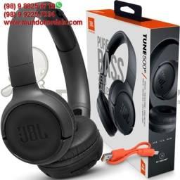 headphone bluetooth Supra-auriculares JBL Tune 500BT em são luís ma loja mundonerdslz