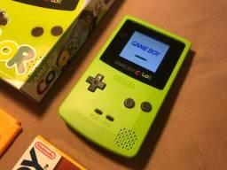 Nintendo Game Boy Kiwi Mod Exclusivo!