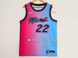 Regata NBA Miami Heat - Swingman - Loja Fanático Store