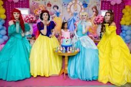 Ariel Cinderela Moana Alice Bela e a Fera