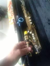 Sax soprano Eagle