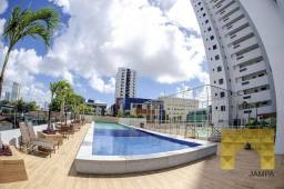 Apartamento com 2 Quartos à venda, 69 m² por R$ 321.000 - Expedicionários - João Pessoa/PB