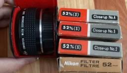 Lente para câmera Nikon