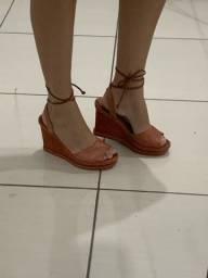 Sandália Plataforma Via Mia