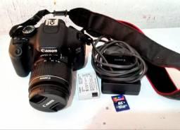 Camera Fotografica /Filmadora Full Hd Canon 600D / T3i