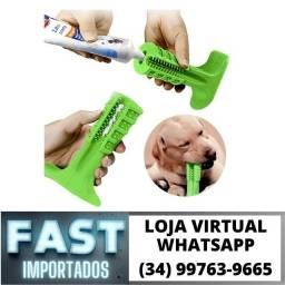 Mordedor Limpa Dentes para Pet Cachorro Pequeno Porte