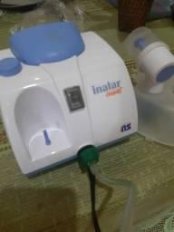 Nebulizador INALAR NS semi novo. Passo cartão