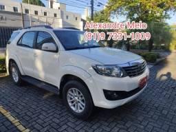 Título do anúncio: Toyota Hylux SW4 SR 5 Lugares Flex Automática