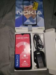Nokia 2.3 Praticamente novo 2 semanas de uso