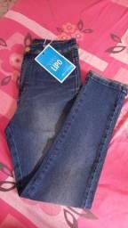 Calca jeans nova infanto juvenil