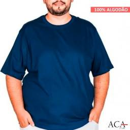 Camiseta Plus Size XGG/G1/G4 Algodão