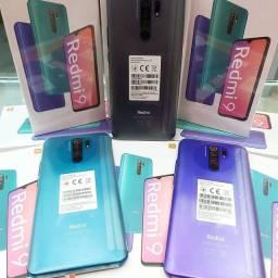 Preço incomparável do lindo celular Xiaomi - Redmi 64 gigas / 9 Prime
