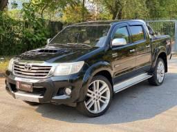 Hilux SRV 3.0 Diesel 2013 BLINDADA IIIA 2021 PG