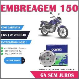 Kit Embreagem Honda Titan