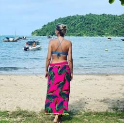 Canga toalha para praia secret Beach 1,00 x 1,40