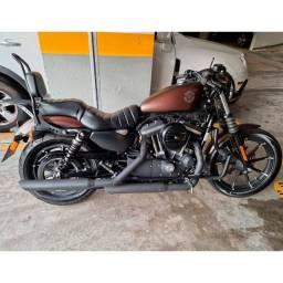 Harley Davidson 883cc Iron 19/19