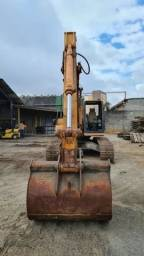 Escavadeira Case Cx 220 Ano 2007<br><br>