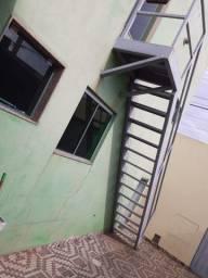Escada de ferro pra vender logo