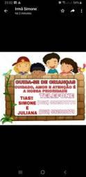 Título do anúncio: Cuidadora de crianças