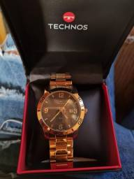 Relógio technos caixa e garantia