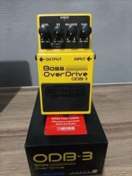 Pedal Bass Overdrive Boss