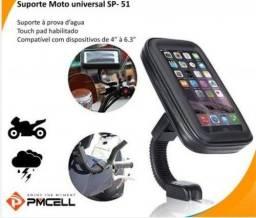 Suporte de Celular Para Moto - Pmcell  [Envio Imediato]