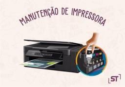 impressora ecotank e laser. orçamento grátis..