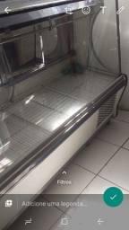 Freezer expositor carne 2 metros