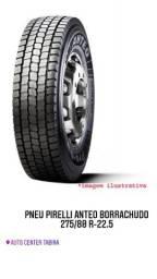 Pneu Pirelli Borrachudo 275/80 R-22.5