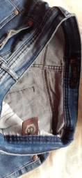 Calça jeans, masculino. Tamanho 44